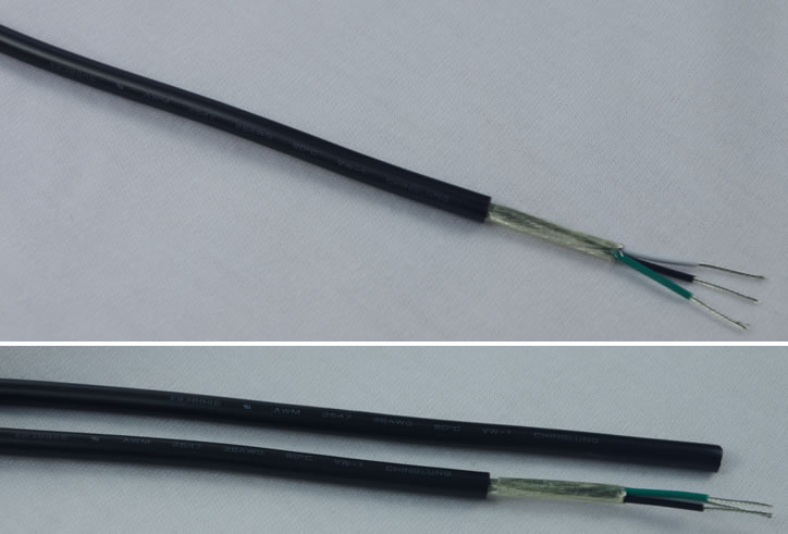 UL2547 MULTICORE SHIELDED WIRE - SHIELDED WIRE - Chinglung Wire ...